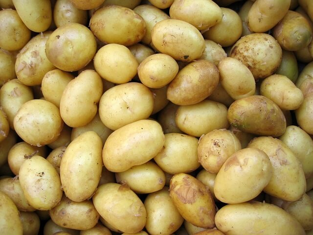 Najdroższe na świecie ziemniaki
